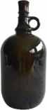 Krugflasche cuve, zamašek sint.19