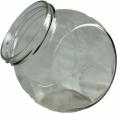 Kozarec glass jar, pokrov T.O. 82